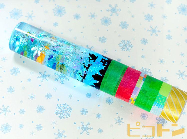 光る!ウォータースティックライト~クリスマスver.~