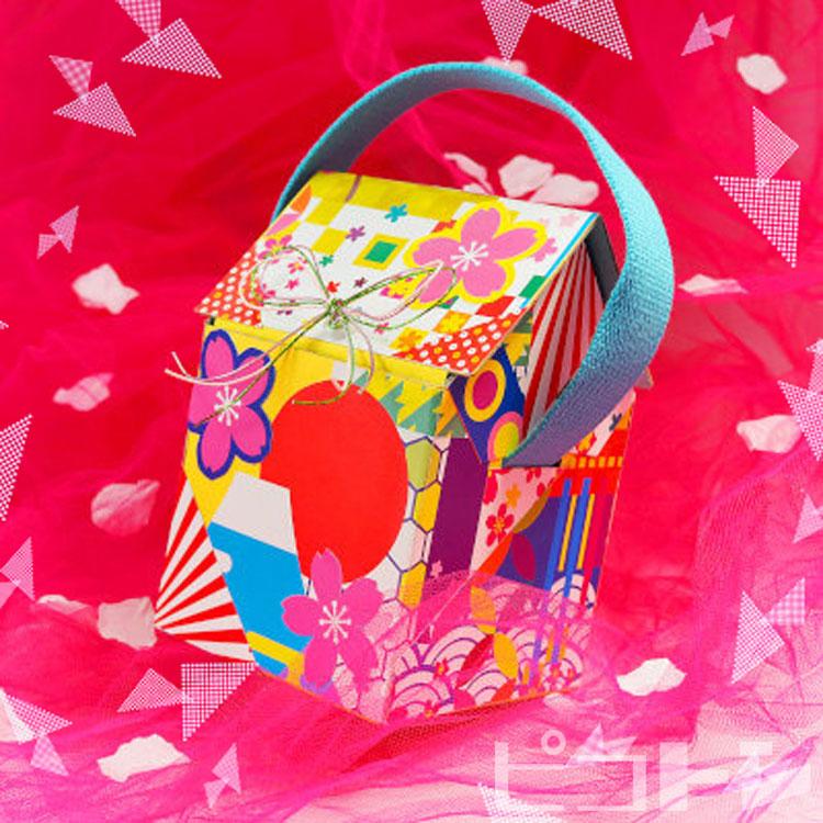 春らしい色合いのMyおうちバッグ。