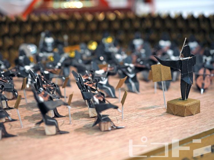 オーケストラを再現した受賞作品。