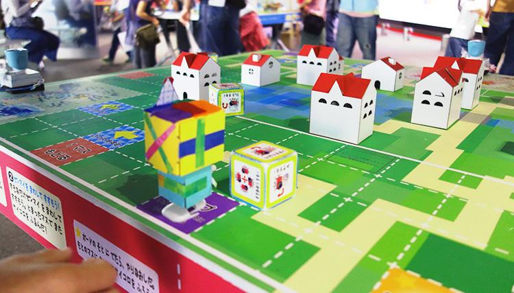 プログラミングボードゲーム